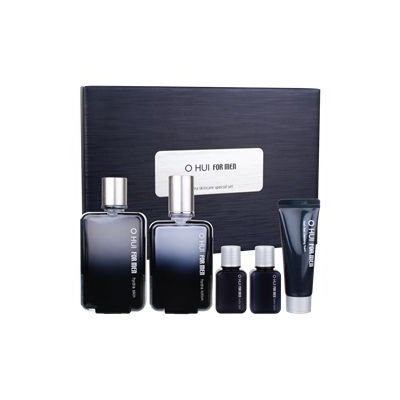 O HUI - For Man Hydra Special Set: Skin 135ml + 25ml + Lotion 115ml + 25ml + Cleansing Foam 40ml 5pcs