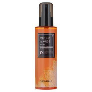 Tony Moly - Perfume De Muse Body Mist (Sparkling Juice) 150ml 150g
