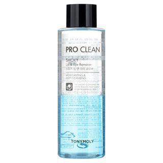 Tony Moly - Pro Clean Smoky Lip & Eye Remover 250ml 250ml