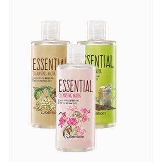 Berrisom - Essential Cleansing Water 300ml Flower