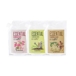 Berrisom - Essential Cleansing Water (Refill) 150ml Seed