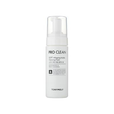Tony Moly - Pro Clean Soft Whipping Bubble Cleansing Foam 150ml 150ml