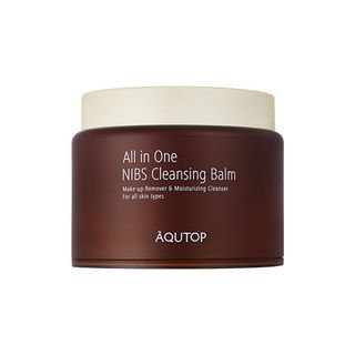 AQUTOP - All In One Nibs Cleansing Balm 100ml 100ml