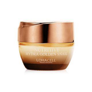 LOHACELL - Nutritive Hydra Golden Snail Cream 50ml 50ml