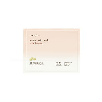 Innisfree - Second Skin Mask (5 Types) Relief