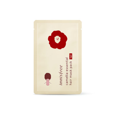 Innisfree - Camellia Essential Hair Mask Pack (Tail) 35g 7g