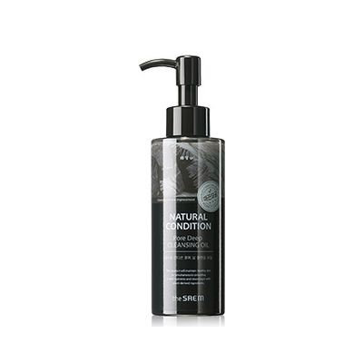 The Saem - Natural Condition Pore Deep Cleansing Oil 150ml 150ml