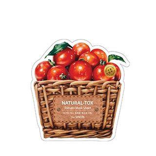 The Saem - Natural-Tox Tomato Mask Sheet 1pc 20g