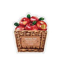 The Saem - Natural-Tox Apple Mask Sheet 1pc 20g