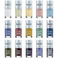 Tony Moly - Tonynail Gel Light 8ml No. 22 - Pick Me Mauve