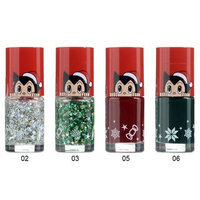 Tony Moly - Merry Atom Tony Nail 8ml No. 6 - Green Socks