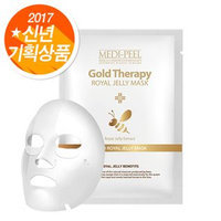 MEDI-PEEL - Gold Therapy Royal Jelly Mask 1pc 23ml