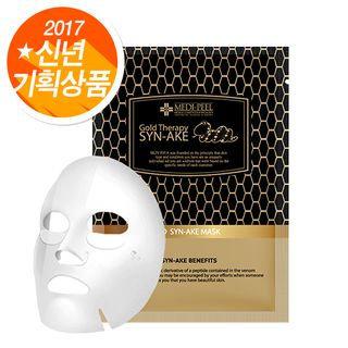 MEDI-PEEL - Gold Therapy Syn-Ake Mask 1pc 23ml