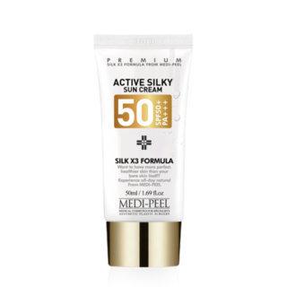 MEDI-PEEL - Active Silky Sun Cream SPF50+ PA+++ 50ml 50ml
