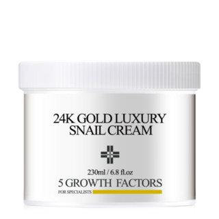 MEDI-PEEL - Luxury 24K Gold Snail Cream 230ml 230ml