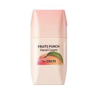 The Saem - Fruits Punch Peach Hand Cream 50ml 50ml