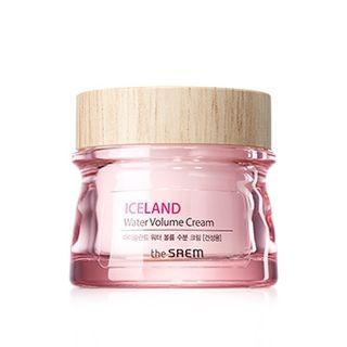 The Saem - Iceland Water Volume Hydrating Cream (For Dry Skin) 80ml 80ml