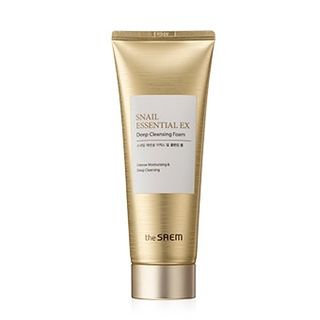 The Saem Snail Essential EX Deep Cleansing Foam 150g/5.29oz