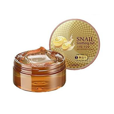 The Saem Snail Soothing Gel - For Body 300ml/10.14oz