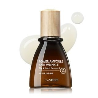 The Saem - Power Ampoule Anti-Wrinkle 40ml 40ml