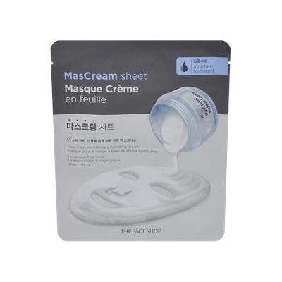The Face Shop - MasCream Sheet - Moisture 30g 1pc