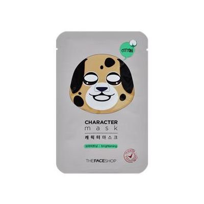 The Face Shop - Character Mask - Puppy (Brightening) 1pc (23ml)