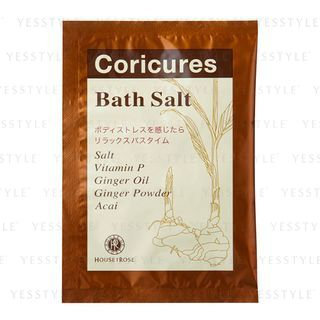 House of Rose - Coricures Bath Salt 33g