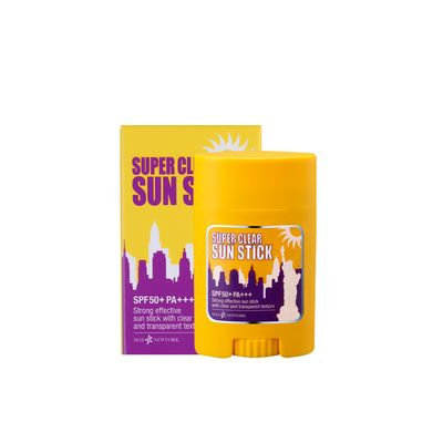 nature & nature - May New York Super Clear Sun Stick SPF50+ PA+++ 21g 21g