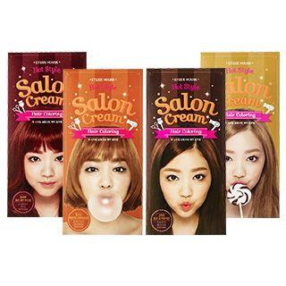 Etude House Hot Style Salon Cream Hair Coloring