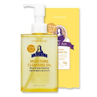 Etude House - Real Art Cleansing Oil Moisture 185ml/6.25oz