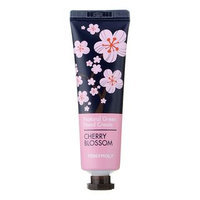 Tony Moly - Natural Green Flower Hand Cream 30ml Cherry Blossom