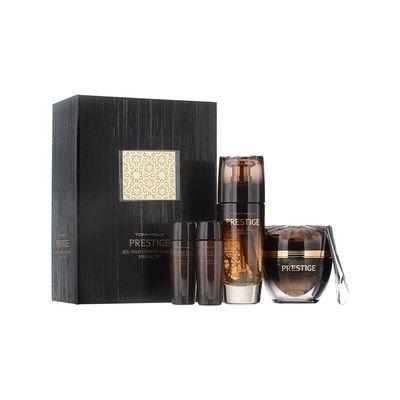 Tony Moly - Prestige Jeju Wild Ginseng Essence Special Set: Essence 50g + Eye Cream 30ml + Toner 20ml + Emulsion 20ml 4pcs