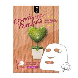 No:hj no: hj - Opuntia Humifusa Gold Foil Mask Pack Relax 1pc 28g