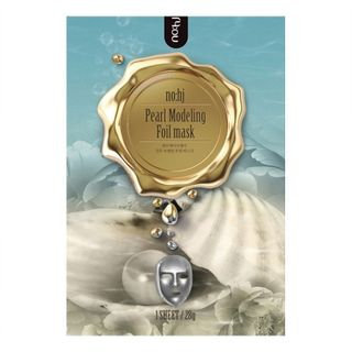 No:hj no: hj - Pearl Modeling Foil Mask Pack 1pc 25g