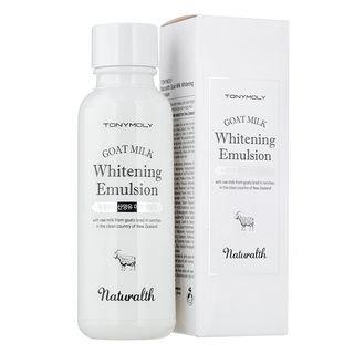 Tony Moly - Naturalth Goat Milk Whitening Emulsion 150ml 150ml