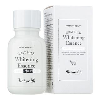 Tony Moly - Naturalth Goat Milk Whitening Essence 50ml 50ml