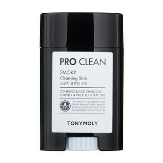 Tony Moly - Pro Clean Smoky Cleansing Stick 25g 25g