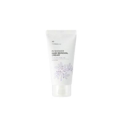 The Face Shop - Etiquette Fresh In Shower Hair Remover Cream 100ml 100ml