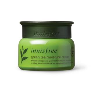 Innisfree - Green Tea Moisture Cream 50ml 50ml