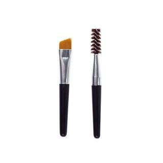 The Face Shop - Eyebrow Brush Kit 2pcs