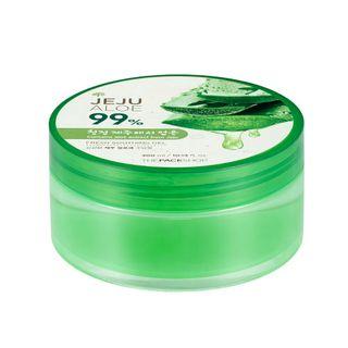 The Face Shop - Jeju Aloe 99% Fresh Soothing Gel 300ml 300ml