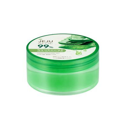 The Face Shop - Jeju Aloe 99% Fresh Soothing Gel 300ml 300ml