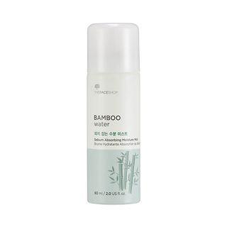 The Face Shop - Bamboo Water Sebum Absorbing Moisture Mist 60ml 60ml