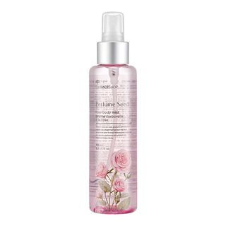 The Face Shop - Perfume Seed Rose Body Mist 155ml 155ml