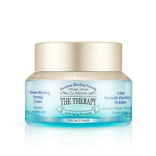 The Face Shop - The Therapy Moisture Blending Cream 50ml 50ml