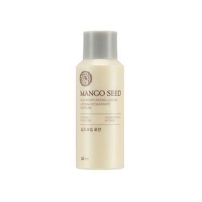 The Face Shop - Mango Seed Silk Moisturizing Lotion 30ml 30ml