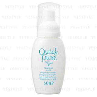 QUICK PURE Feminine Care Soap 80ml