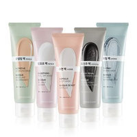 The Face Shop - Baby Face Pack 50ml Black Pearl Brightening Mask