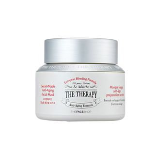 The Face Shop The Therapy Secret-Made Anti-Aging Facial Mask 120ml/4oz