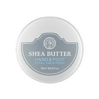 The Face Shop - Shea Butter Hand & Foot Total Treatment 115ml 115ml